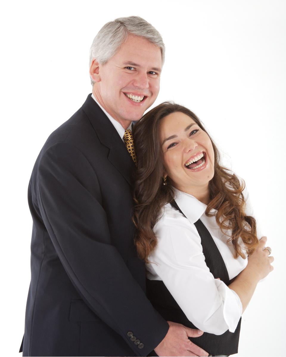 Tim & Rosangela Johnson
